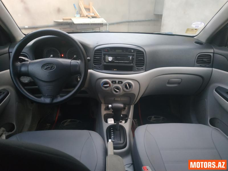 Hyundai Accent 12500 2008