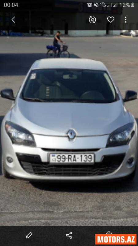 Renault Megane 14500 2011