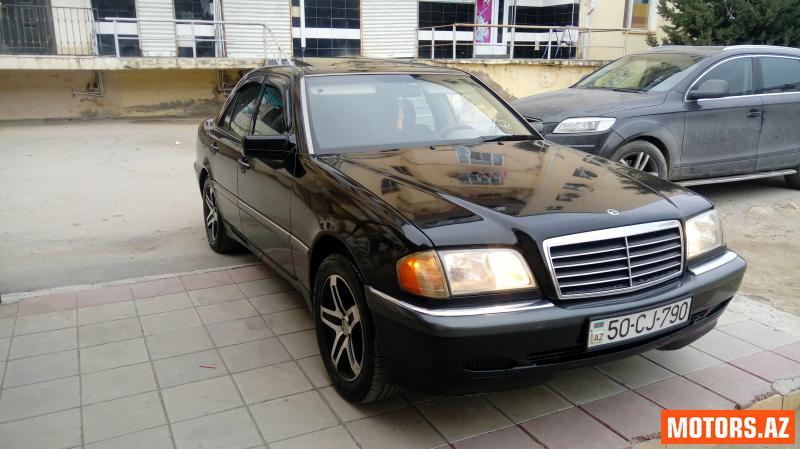 Mercedes-Benz C 230 13500 1999