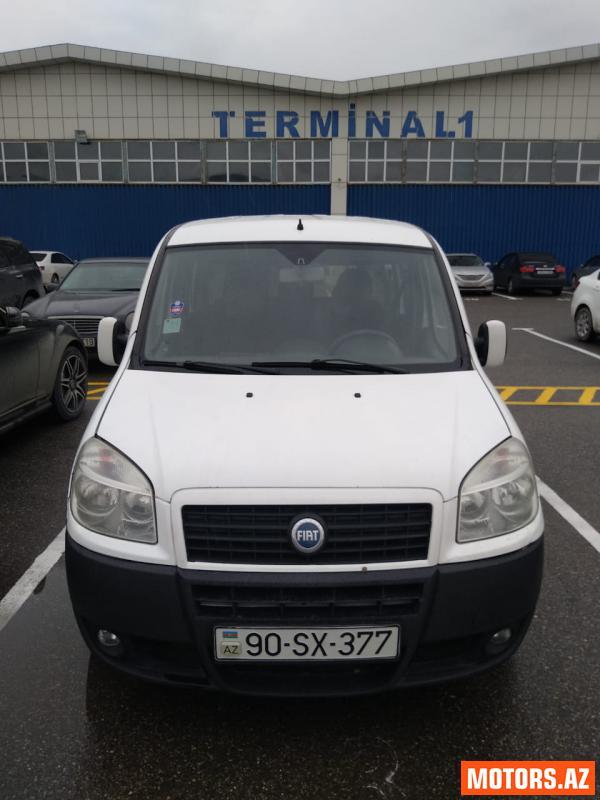 Fiat Doblo 8800 2006