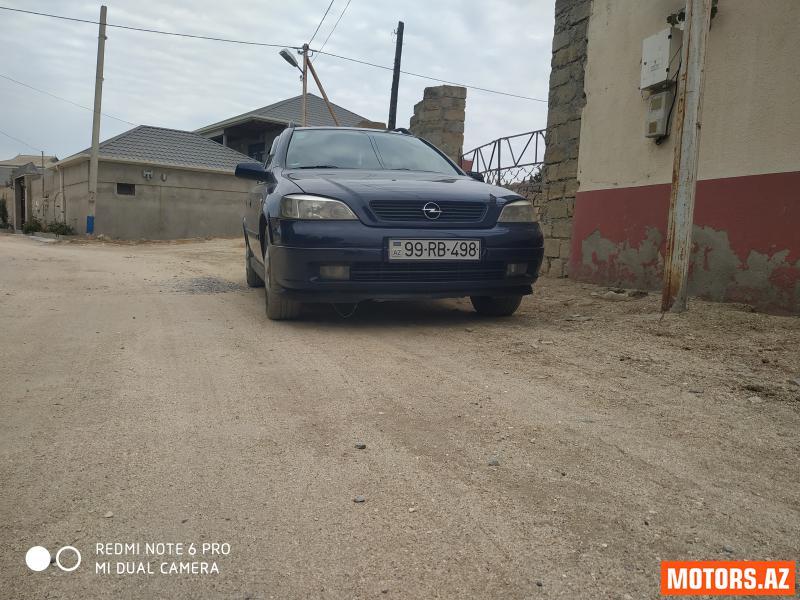 Opel Astra 8500 1999
