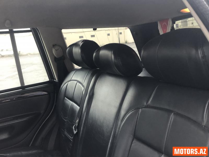 Jeep Grand Cherokee 16400 2002