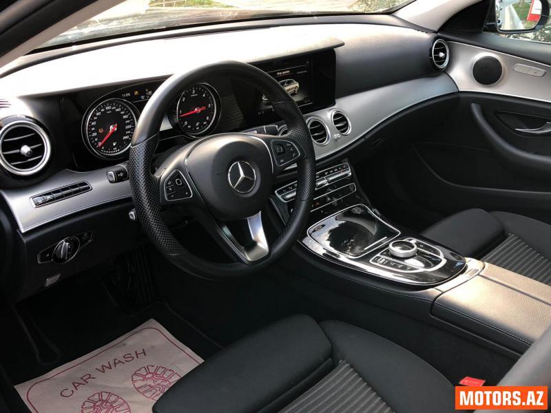 Mercedes-Benz E 220 40000 2015