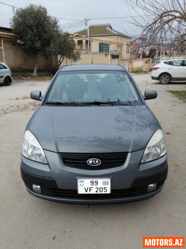 Kia Rio 10300 2006