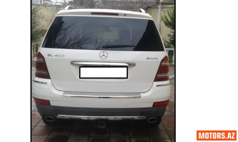 Mercedes-Benz GL 450 38000 2008