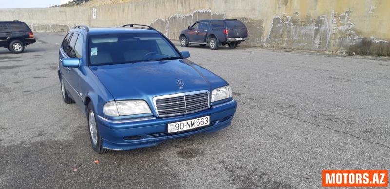 Mercedes-Benz C 180 11200 1999