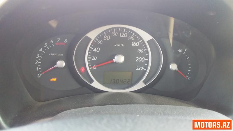 Hyundai Tucson 18000 2009
