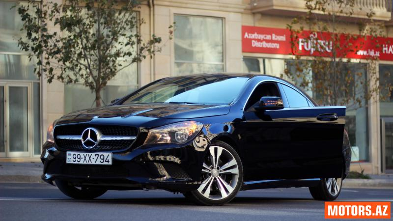 Mercedes-Benz 250 26000 2015