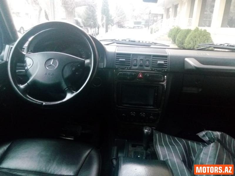 Mercedes-Benz G 270 85000 2005