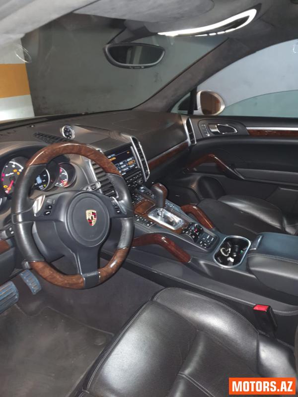 Porsche Cayenne 45000 2011