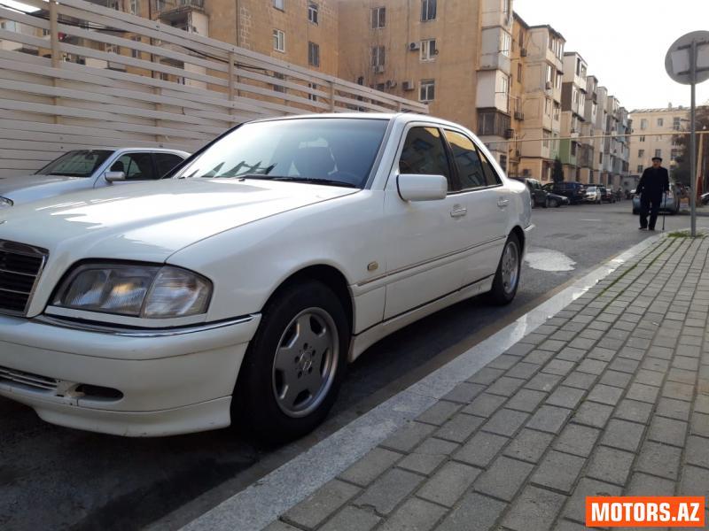 Mercedes-Benz C 200 12800 1998
