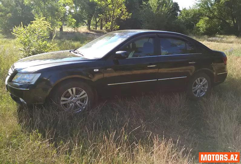 Hyundai Sonata 11000 2006