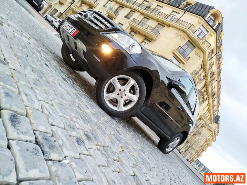 Mercedes-Benz ML 280 27500 2006