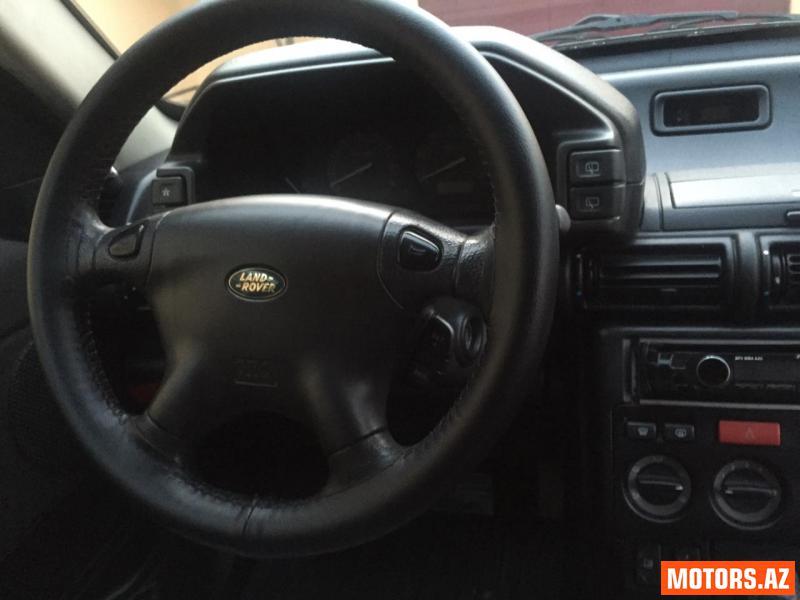 Land Rover Freelander 7700 2003