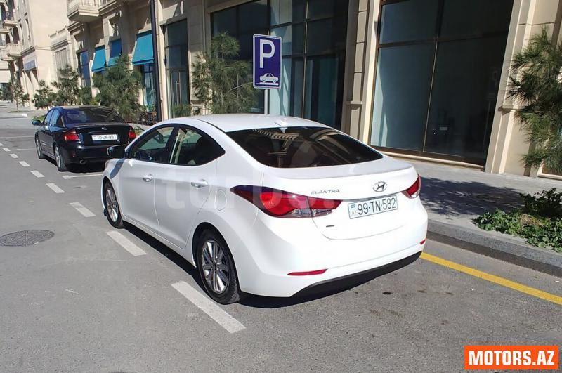 Hyundai Elantra 21500 2015