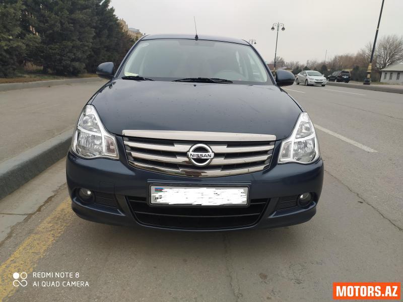 Nissan Almera 18500 2015