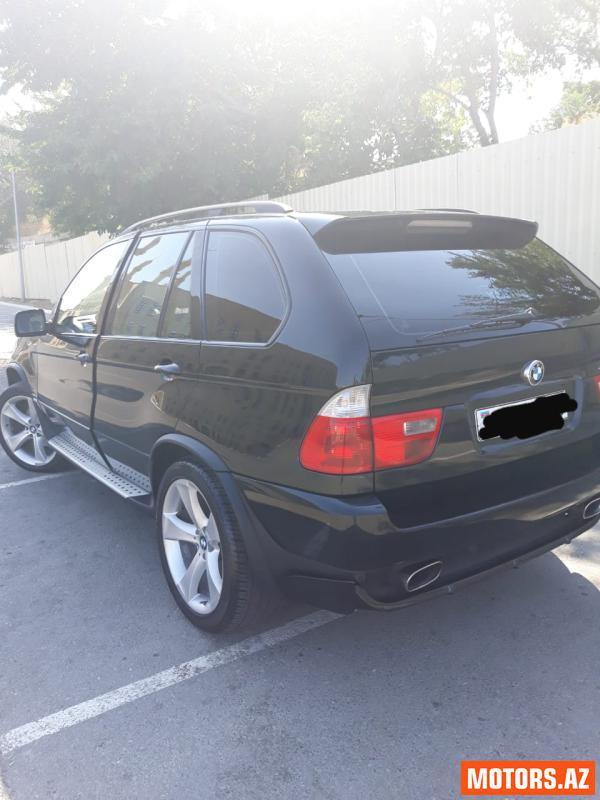 BMW X5 24500 2005