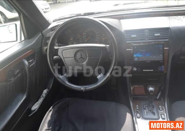 Mercedes-Benz C 230 9800 1997