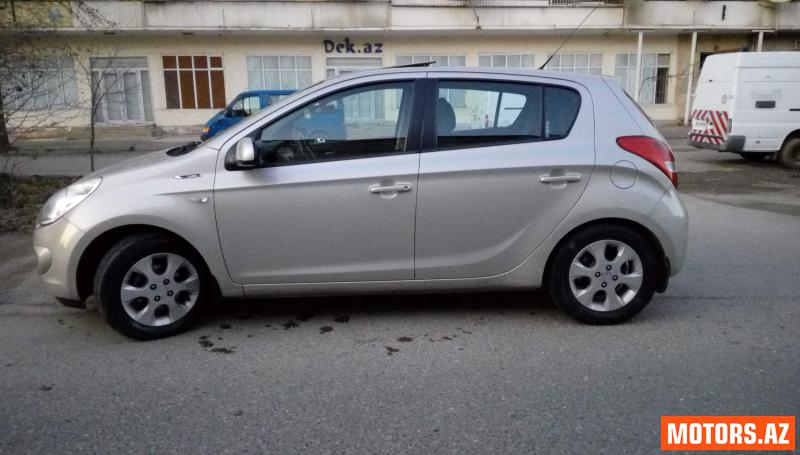 Hyundai i20 13300 2009