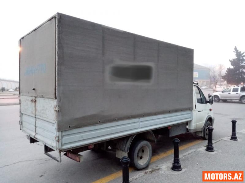 Gaz 3302-Gazel 13800 2010