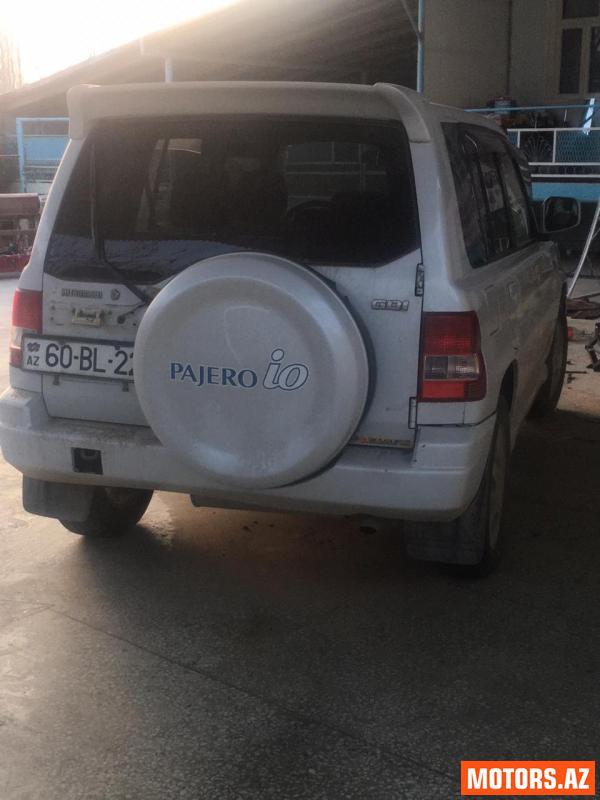 Mitsubishi Pajero 6500 1999