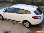 Renault Megane 16000 2012