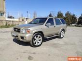 Nissan Pathfinder 12000 2003