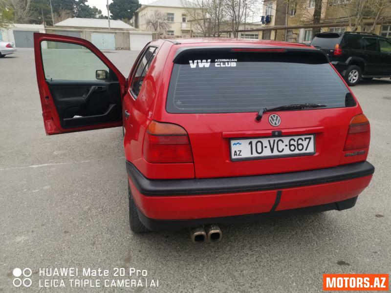 Volkswagen Golf 4900 1994