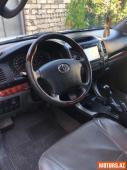 Toyota Prado 34000 2008