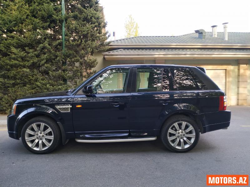 Land Rover Range Rover Sport 27000 2006