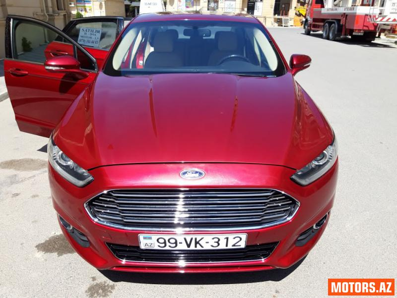 Ford Fusion 17500 2014