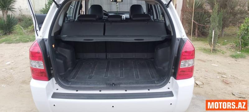 Hyundai Tucson 17500 2009