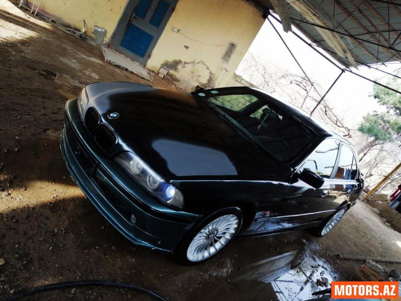 BMW 520 8000 2001