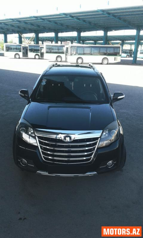Great Wall Hover H-3 18600 2014