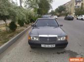 Mercedes-Benz 190 6500 1990