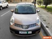 Nissan Note 11200 2007