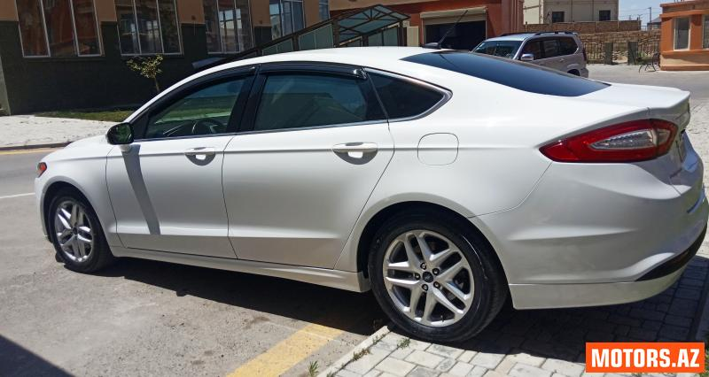 Ford Fusion 111876 2013