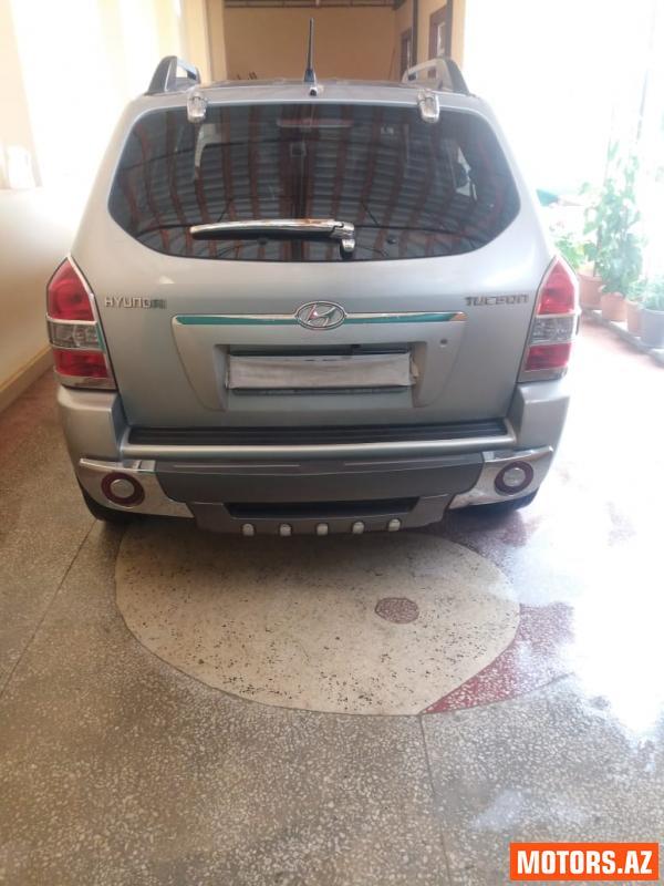 Hyundai Tucson 14400 2007