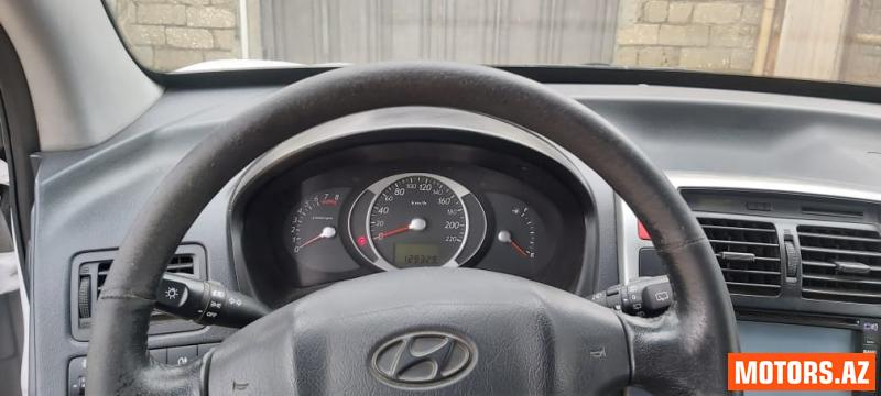 Hyundai Tucson 18500 2009