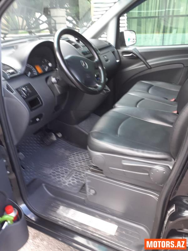 Mercedes-Benz Vito 37000 2013