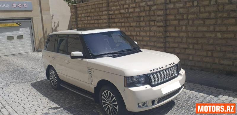 Land Rover Range Rover 40000 2008