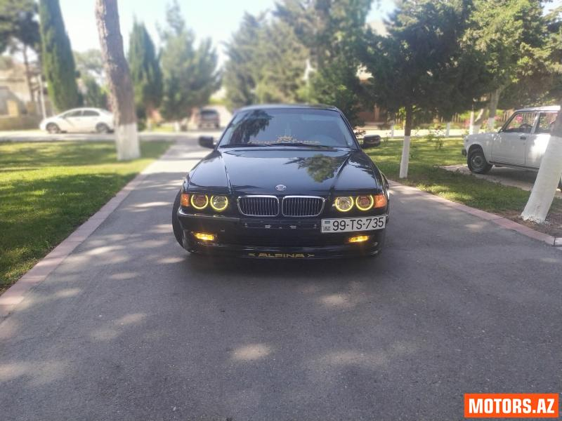 BMW 740 17500 1998