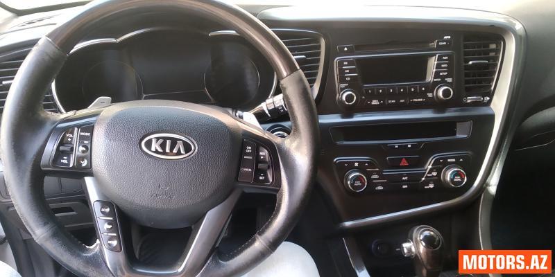 Kia Optima 23000 2012
