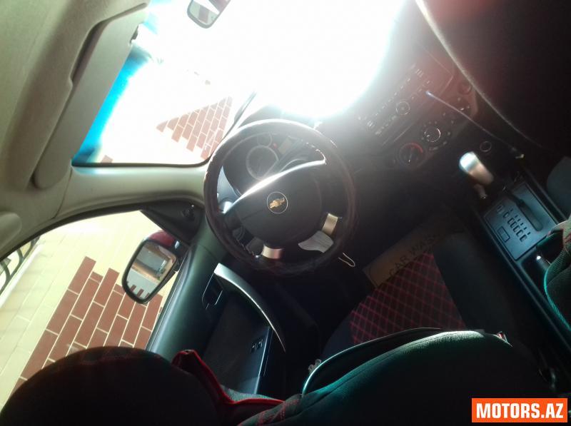 Chevrolet Aveo 10300 2010