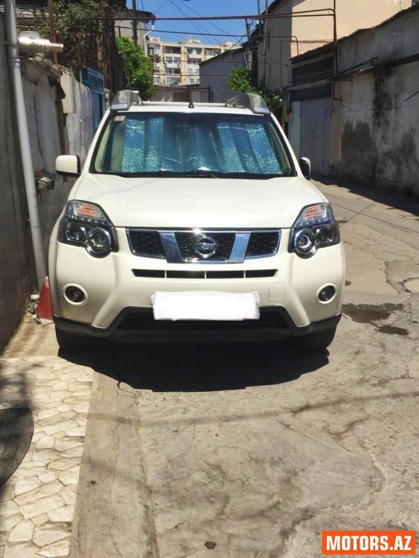 Nissan X-Trail 25500 2013