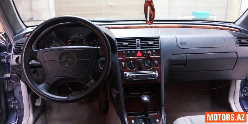 Mercedes-Benz C 180 10800 1998