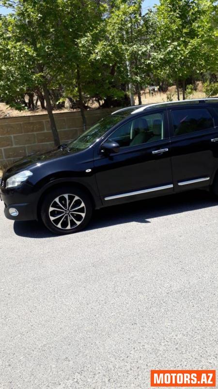 Nissan Qashqai 27000 2013