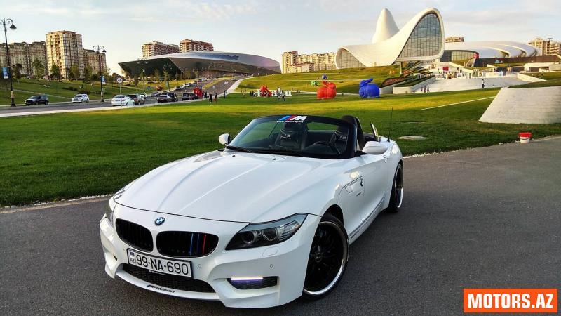 BMW Z4 20000 2010