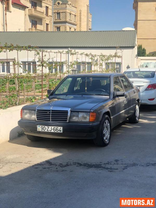 Mercedes-Benz 190 4500 1991