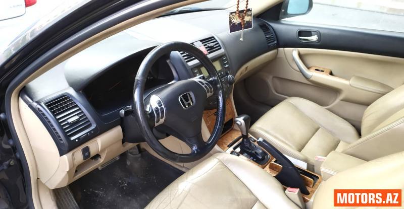 Honda Accord 11500 2004